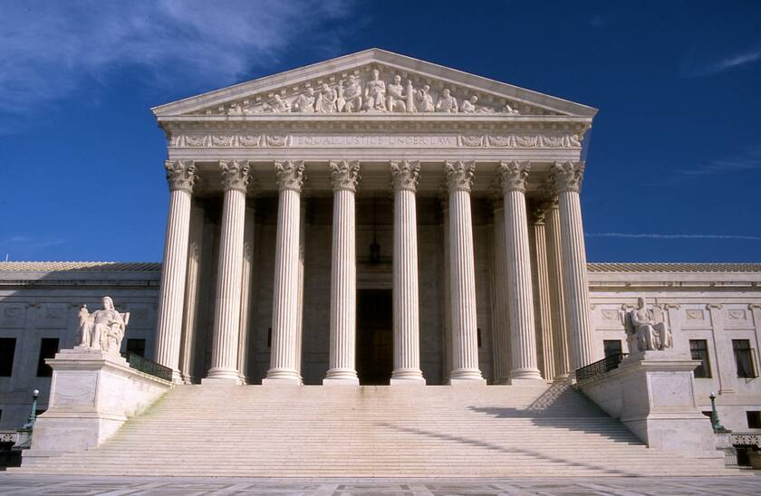 United States Supreme Court building | © By Jeff Kubina (Own work) [Public domain], via Wikimedia Commons