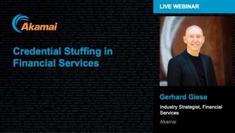 Veranstaltungstipp: Credential Stuffing im Finanzwesen